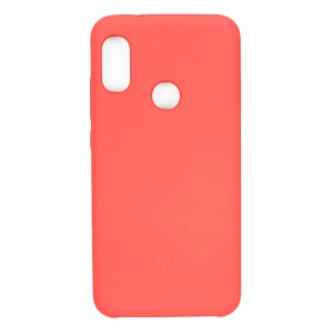 Силиконовый чехол Silky and Soft-Touch Xiaomi Redmi S2 (Coral) (29)