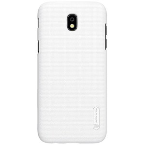 Чехол бампер NILLKIN Super Frosted Shield для Samsung J5 2017 (White)