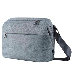 Сумка на плечо Xiaomi 90 Point Basic Urban Messenger Bag (Gray)