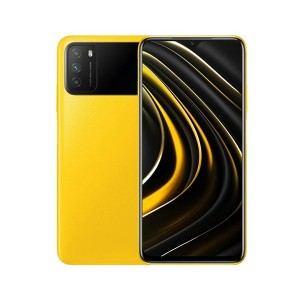 Смартфон Xiaomi Pocophone M3 4/64Gb Yellow EU (Global Version)