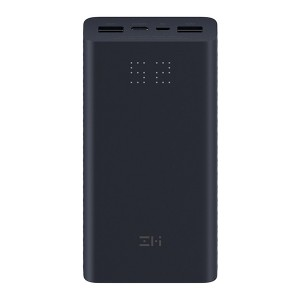 Внешний аккумулятор Xiaomi ZMI Aura Power Bank 20000mAh (QB822) Black
