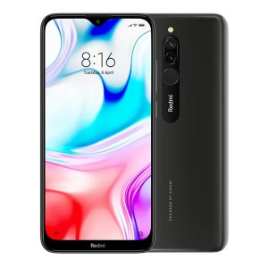 Смартфон Xiaomi Redmi 8 3/32Gb Black EU (Global Version)