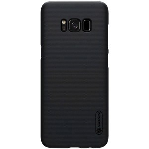 Чехол бампер NILLKIN Super Frosted Shield для Samsung S8 Plus (Gray)