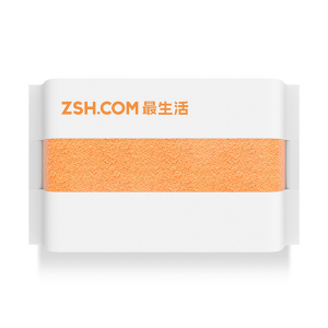 Полотенце для лица Xiaomi ZSH 34cm*76cm (Orange)