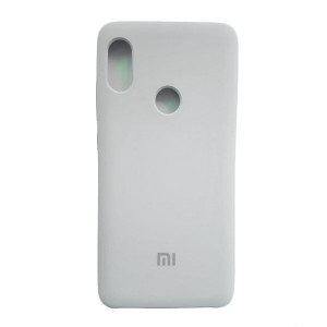 Силиконовый чехол Silky and Soft-Touch Xiaomi Mi 6X / A2 (Gray)