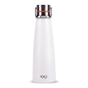 Термос Xiaomi KKF Smart Vacuum Bottle с OLED-дисплеем 475ml White