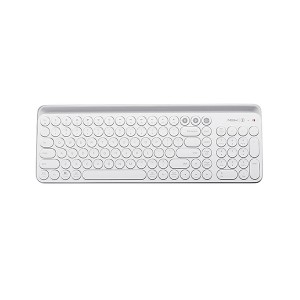 Беспроводная клавиатура Xiaomi MIIIW Bluetooth Dual Mode Keyboard White
