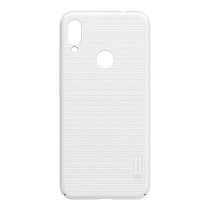 Чехол бампер NILLKIN Super Frosted Shield для Xiaomi Redmi Note 7 (White)
