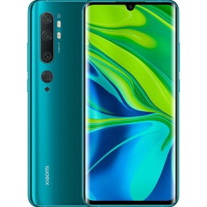 Смартфон Xiaomi Mi Note 10 6/128GB Green EU (Global Version)