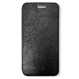 Чехол книжка Flip Leather для Xiaomi Redmi Note 5A (Black)