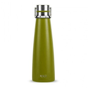 Термос Xiaomi KKF Smart Vacuum Bottle с OLED-дисплеем 475ml Green