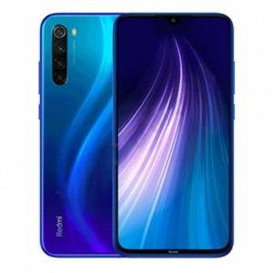 Смартфон Xiaomi Redmi Note 8 3/32GB Blue EU (Global Version)