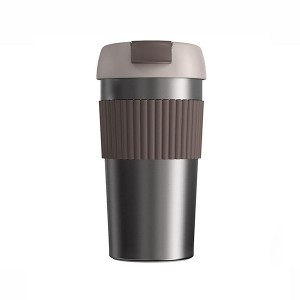 Термокружка Xiaomi Kiss Kiss Fish Rainbow 490ml (Brown)