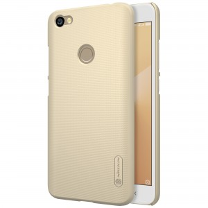 Чехол бампер NILLKIN Super Frosted Shield для Xiaomi Redmi Note 5A Prime (Gold)